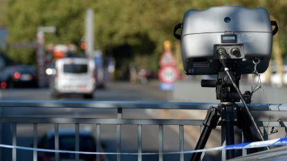 """Politie controleert 4.874 chauffeurs tijdens nationale flitsmarathon: """"Maar ook vandaag nog snelheidscontroles"""""""