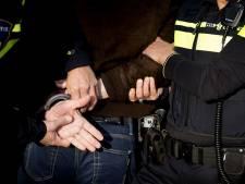 Arrestatie Apeldoorner na korte vluchtpoging in Twello