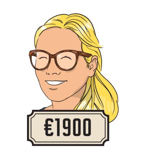 Donna (29) vroeg haar baas om meer loon: 'Voor de onderhandeling was ik retezenuwachtig'