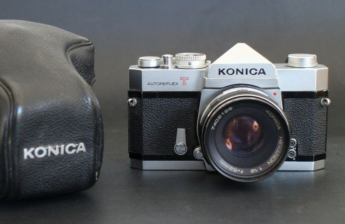 LHL 2901 - fotocamera