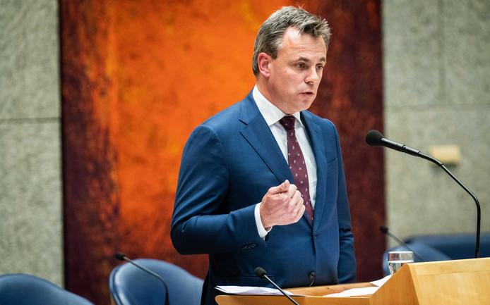 Staatssecretaris Mark Harbers