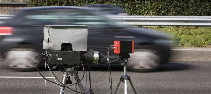 Op een Facebookpost over snelheidscontroles wordt massaal gereageerd.