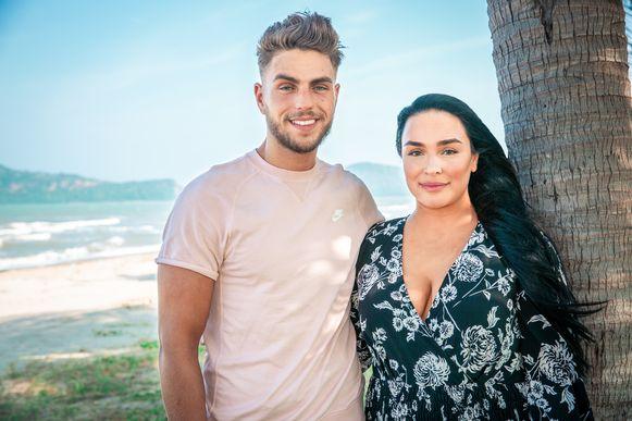 Temptation Island - koppels - Karim (23) & Roshina (27) uit Someren (NL)