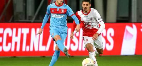 FC Twente walst over Jong Utrecht heen: 1-6