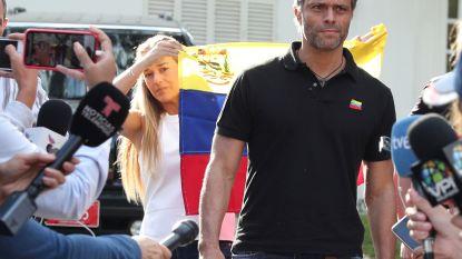 Spanje weigert om Venezolaanse oppositieleider López uit te leveren