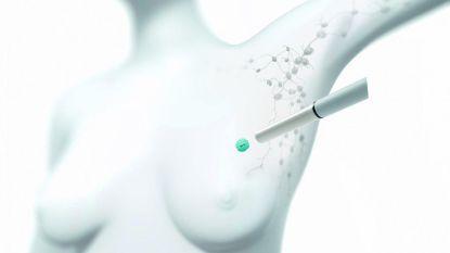Magnetisch zaadje bepaalt pijnloos plaats van borsttumor