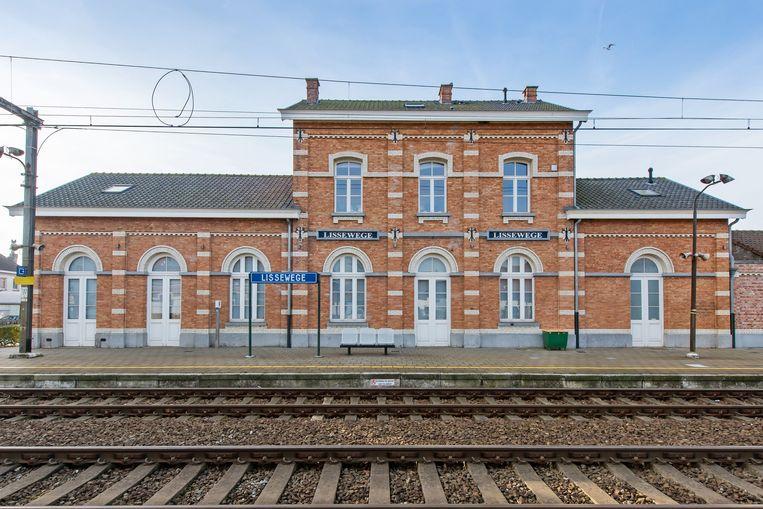 Zoek je een origineel huis? dit gerenoveerd station komt zeker in