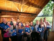 Elf nieuwe Liempdse gidsen klaar voor rondleidingen door eigen dorp