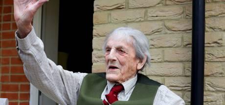 Britse veteraan Slag om Arnhem John Waddy (100) overleden