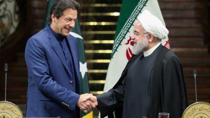 """Pakistan wil facilitator zijn tussen Iran en Saoedi-Arabië: """"het is mogelijk om dit geschil op te lossen"""""""