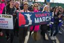 Marche des femmes en janvier 2018