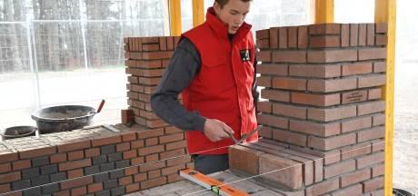 Stefan (15) is hét metseltalent van Nederland: 'Mooiste vak dat er is'