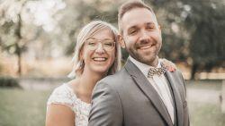 """Line en Victor tonen blik achter de schermen van hun tweede huwelijksfeest: """"We zijn trots dat we overgebleven zijn"""""""
