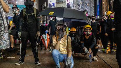 Regering Hongkong geeft toe en trekt omstreden wet in na betogingen