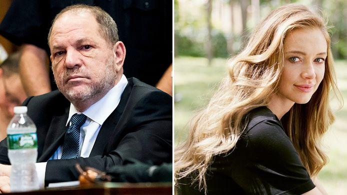 Harvey Weinstein/ Kaja Sokola