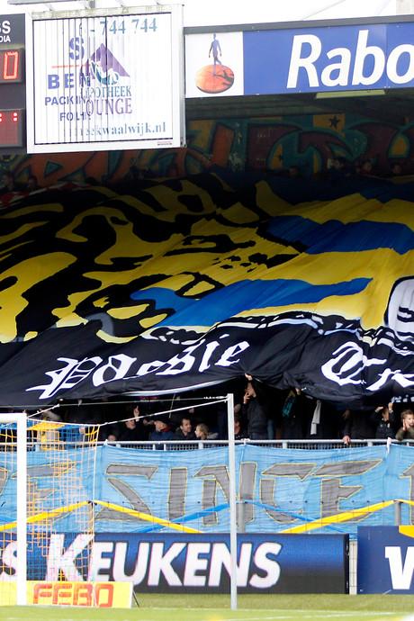 RKC met 800 fans naar Willem II