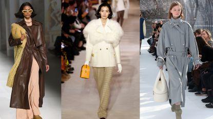 Dit zijn nu al de 7 meest opvallende modetrends op de fashion weeks