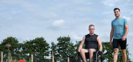 Jan Rutten kon nooit meer lopen na de Vierdaagse van '99, nu doet hij weer mee