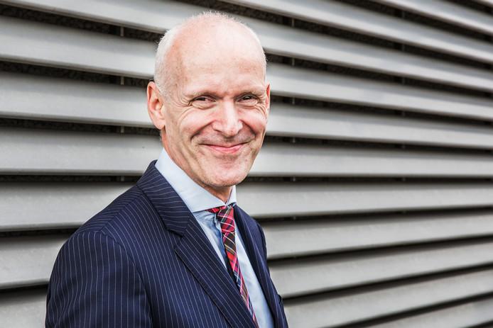 Piet Fortuin, de aankomend voorzitter van CNV Vakcentrale.