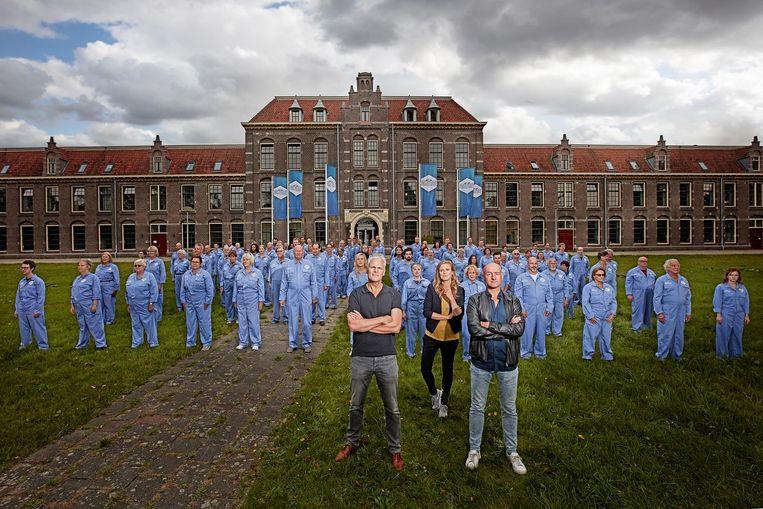 Het Instituut. Beeld Bastiaan Musscher