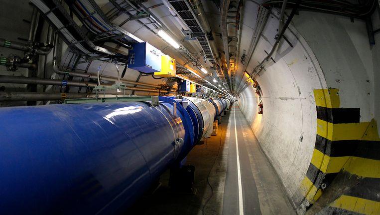 De large hadron colider van CERN. Beeld AP