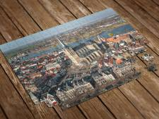Kerken in Kampen: legpuzzels verkopen in plaats van collecteren
