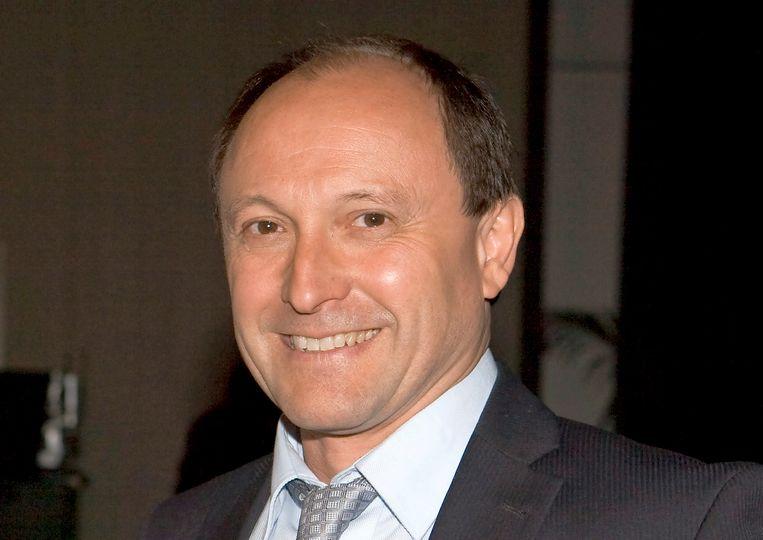 ACW-voorzitter Patrick Develtere, de opvolger van Jan Renders.