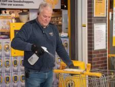 Woerdenaar René den Daas (60) van ceo naar 'chef winkelwagentjes' bij Jumbo: 'Hier is uw bolide of uw postkoets'
