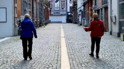 Dit was de Vlaams-Brabantse lockdown in 15 beelden: van verlaten stations tot moedige zorgverleners
