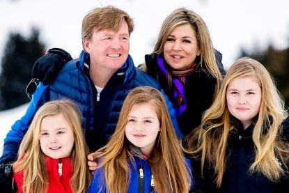 Jarige Willem-Alexander (50) openhartig over jeugd, overleden broer en prinsessen