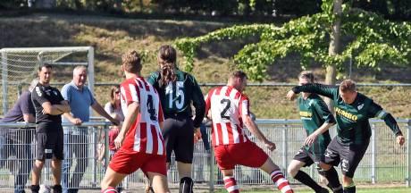 Aardenburg stapt na twee afstraffingen uit toernooi om districtsbeker