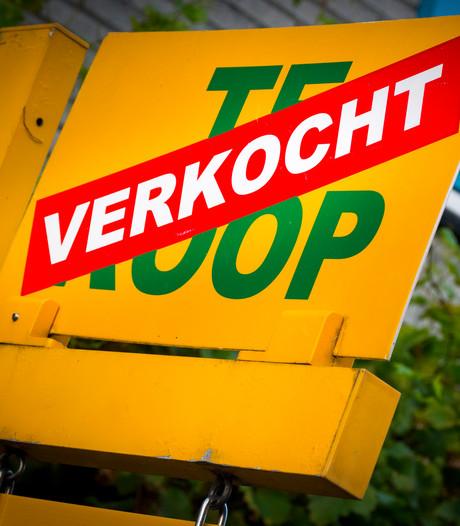 Krapte op woningmarkt in de stad Utrecht en regio blijft toenemen
