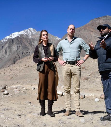Le prince William et Kate face aux conséquences du changement climatique au Pakistan