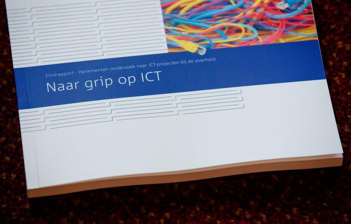 Het rapport van de tijdelijke Commissie ICT, dat onder leiding van toenmalig Kamerlid Ton Elias stond