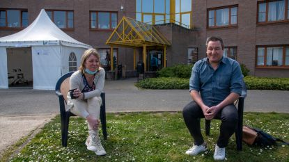 """Directrice Els Meuleman en zorgschepen Christoph Van De Wiele over 16 besmette patiënten en 3 doden in 'hun' rusthuis Molenkouter: """"Eens deze crisis voorbij, volgt een gezamenlijk rouwmoment"""""""
