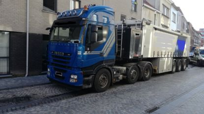 Trucker rijdt rond met vals rijbewijs