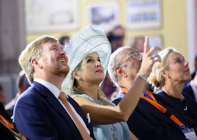 'De impact van een staatsbezoek met het koninklijk paar is echt ongekend'
