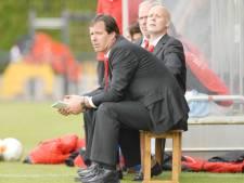 Ton Verkerk springt als trainer in bij FC Aarau