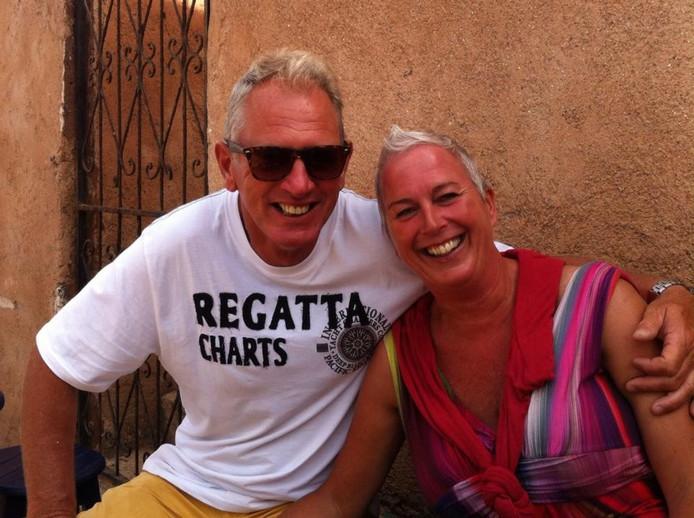 Brigit Steer en René de Jong