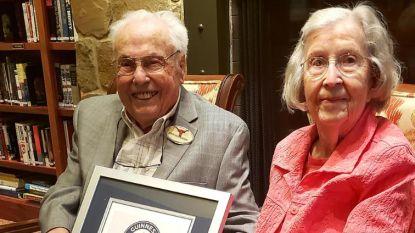 Oudste echtpaar ter wereld is samen 211 jaar