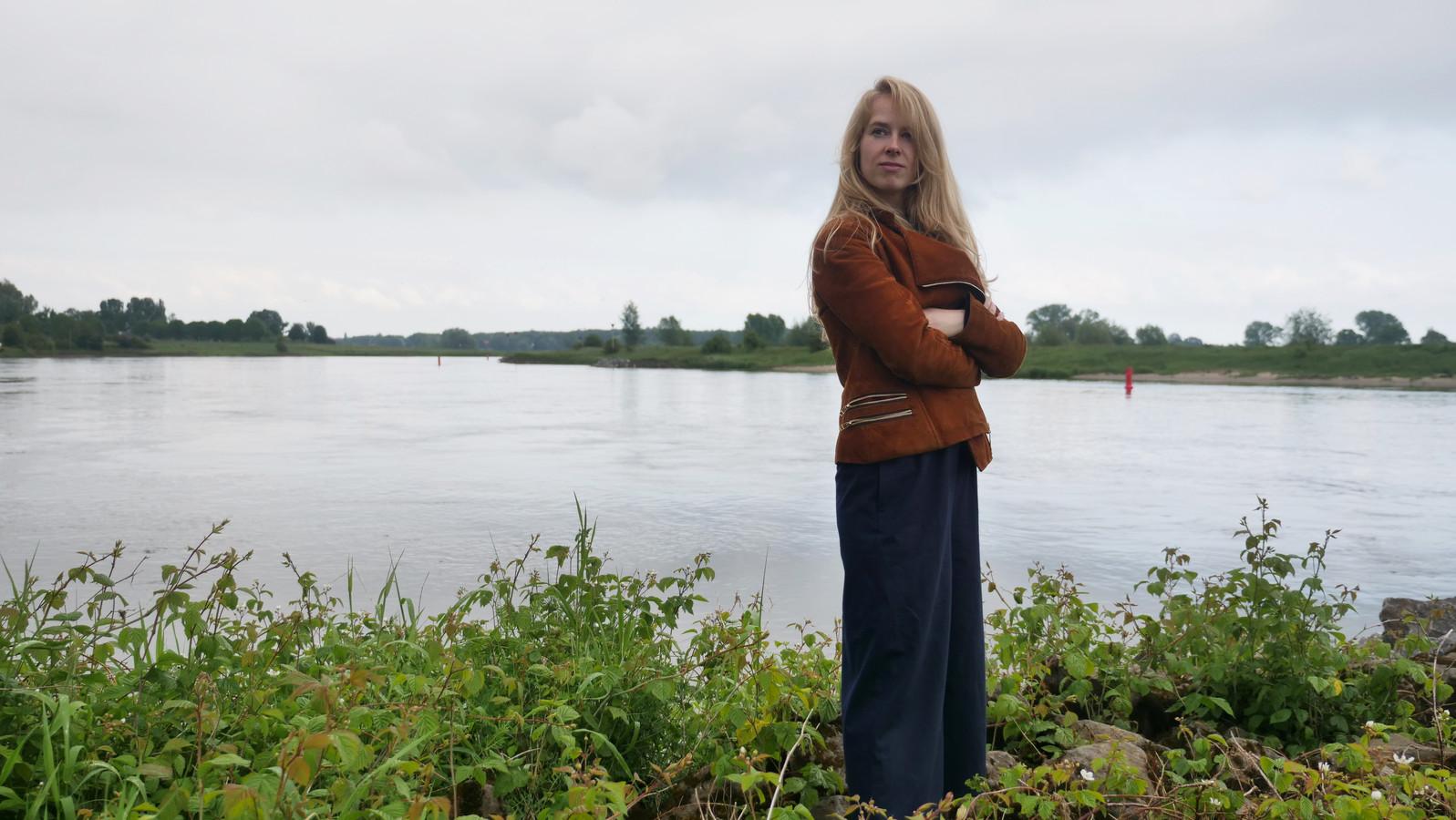 Mirte van Laarhoven zal haar afstudeerproject in 2019 gerealiseerd zien worden.
