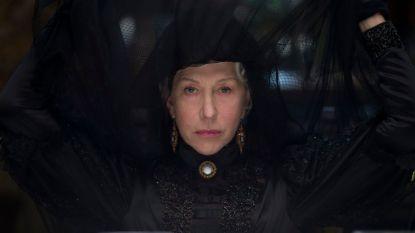 Helen Mirren vertelt ons dat ze als de dood is voor horrorfilms