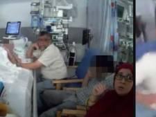 Un père de famille violemment arrêté parce qu'il refusait de quitter le chevet de sa fille mourante