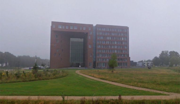 Universiteit van Wageningen. Beeld