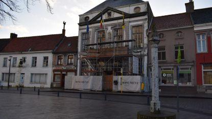 Restauratie oud gemeentehuis volgend jaar voorzien