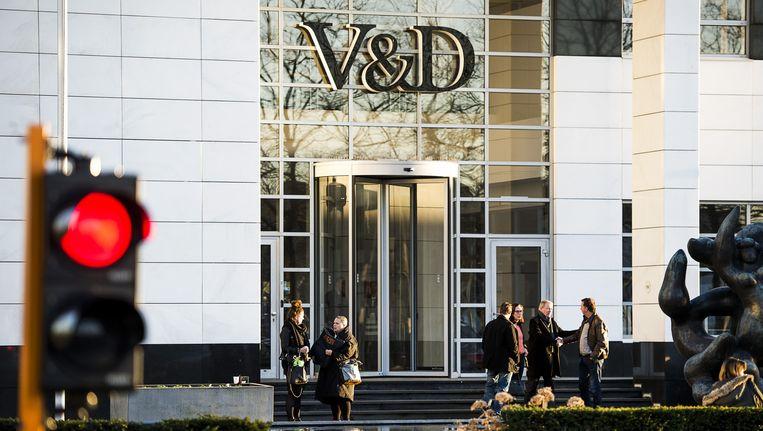 Hoofdkantoor van V&D in Amsterdam. Beeld anp