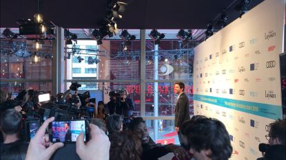 HLN met 'Shooting Star' Matteo Simoni op filmfestival Berlijn