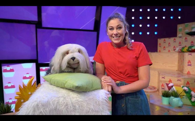 Samson & Marie zijn klaar voor hun eerste tv-avonturen als nieuwbakken duo.