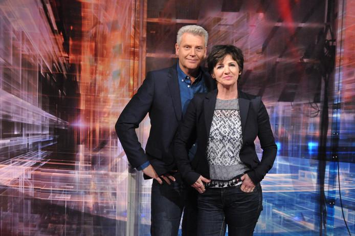 Martine van Os en Sybrand Niessen.