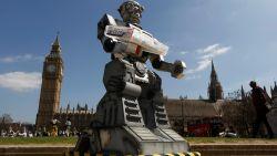 Wetenschappers vragen in open brief verbod op killerrobots